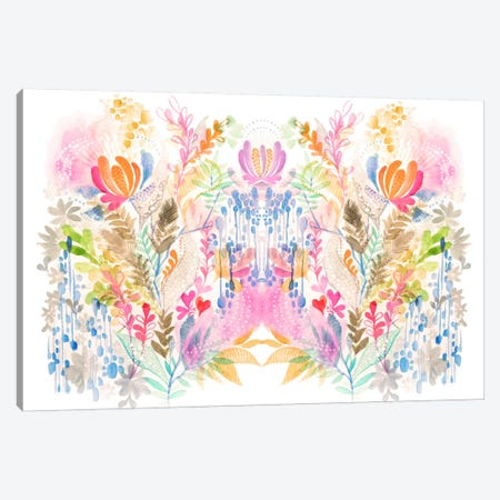 Magic Forest Canvas Print #STC126} by Stephanie Corfee Canvas Art