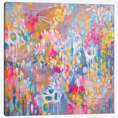 Bright Hope Canvas Print #STC12} by Stephanie Corfee Canvas Print