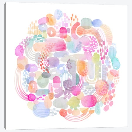 Mumbo Jumbo Canvas Print #STC139} by Stephanie Corfee Canvas Artwork