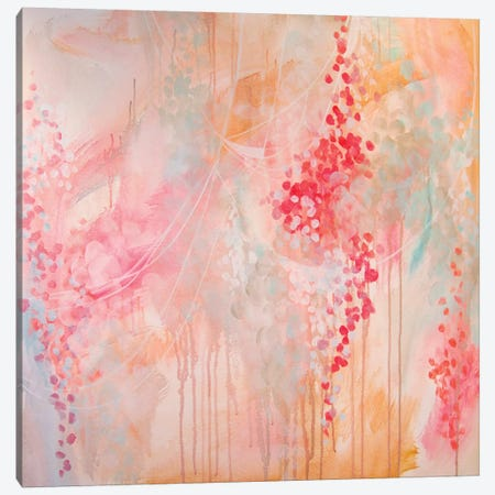 Bubble Bath Canvas Print #STC13} by Stephanie Corfee Canvas Art Print