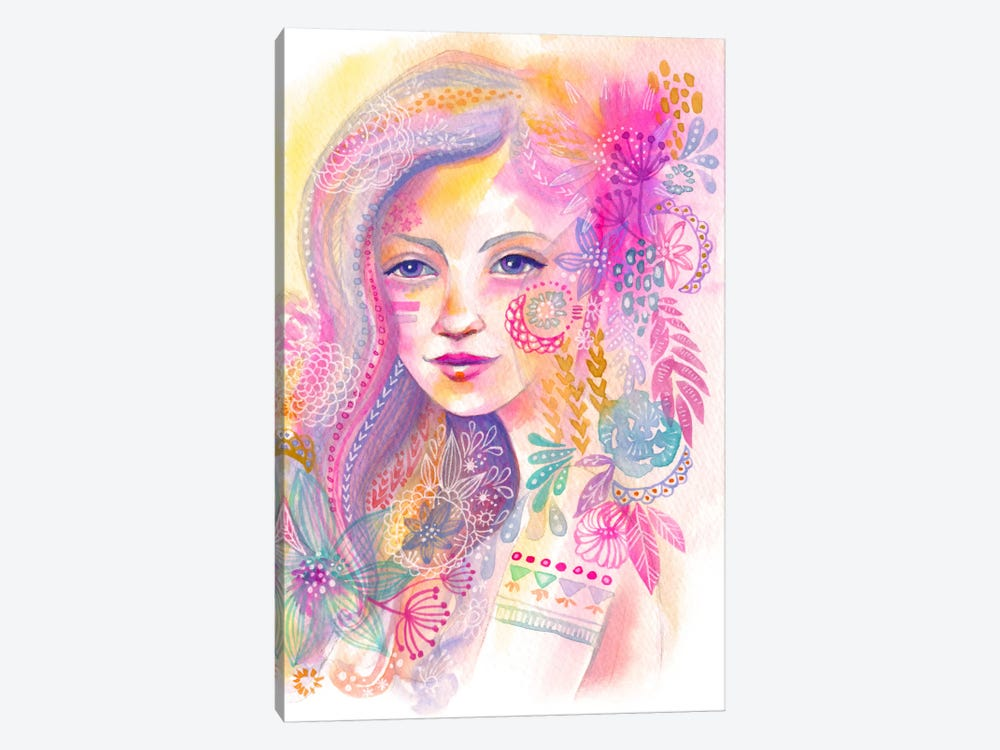 Sunset Nymph by Stephanie Corfee 1-piece Art Print