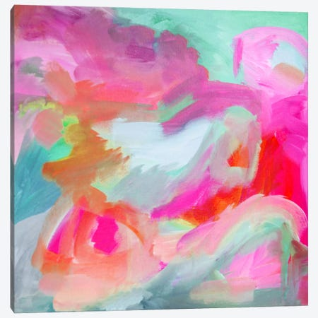 What The Heart Wants Canvas Print #STC159} by Stephanie Corfee Canvas Art