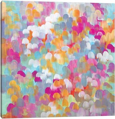 Candy Necklace Canvas Art Print