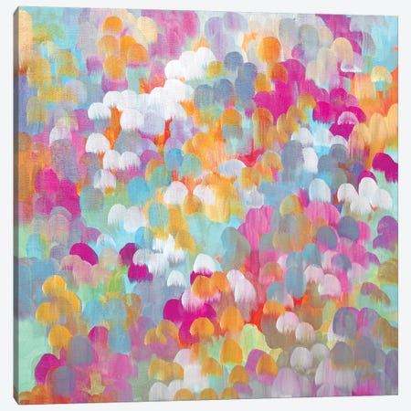 Candy Necklace Canvas Print #STC16} by Stephanie Corfee Canvas Wall Art