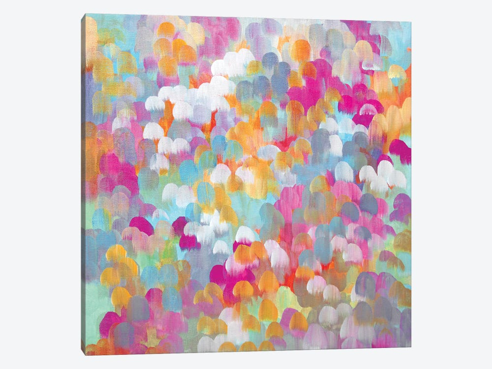 Candy Necklace by Stephanie Corfee 1-piece Canvas Print