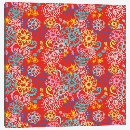 Cartwheels Canvas Print #STC17} by Stephanie Corfee Canvas Art