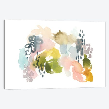 Sorbet Canvas Print #STC191} by Stephanie Corfee Canvas Artwork