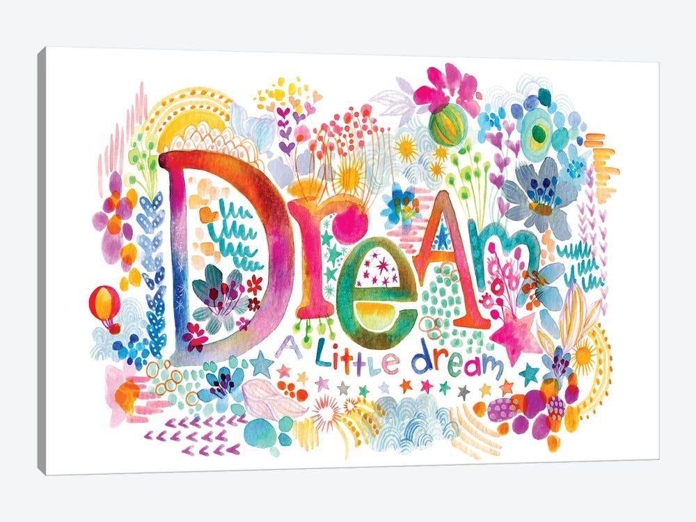 Dream A Little by Stephanie Corfee 1-piece Canvas Wall Art