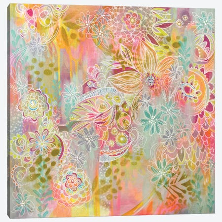 Everything Nice Canvas Print #STC24} by Stephanie Corfee Art Print