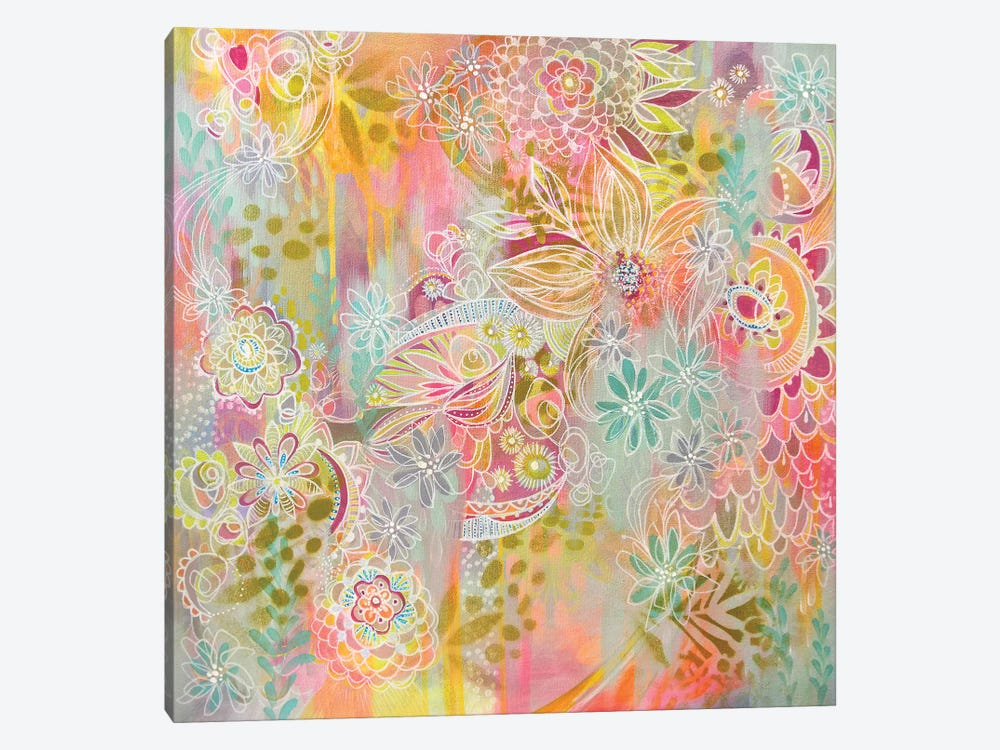 Everything Nice by Stephanie Corfee 1-piece Canvas Artwork