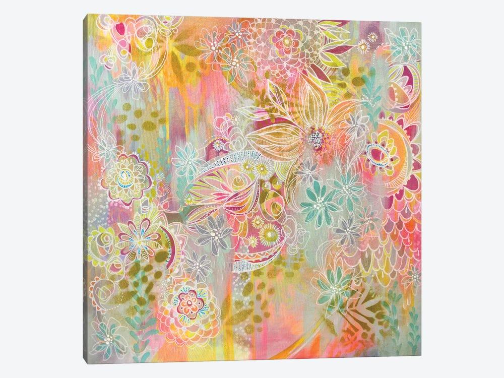Everything Nice by Stephanie Corfee 1-piece Canvas Artwork