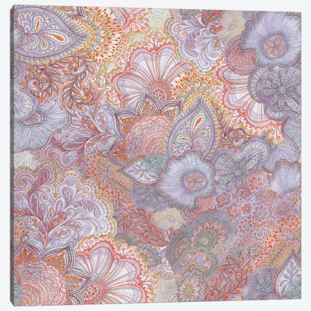 Flourish Desert Canvas Print #STC28} by Stephanie Corfee Canvas Artwork