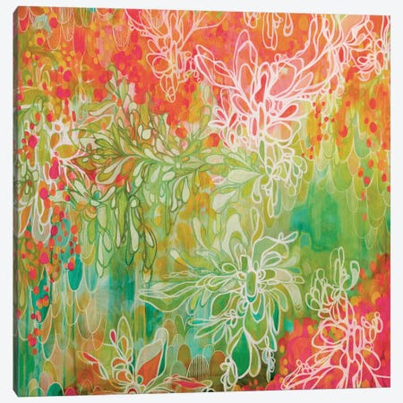 Hanging Gardens Canvas Print #STC35} by Stephanie Corfee Canvas Art