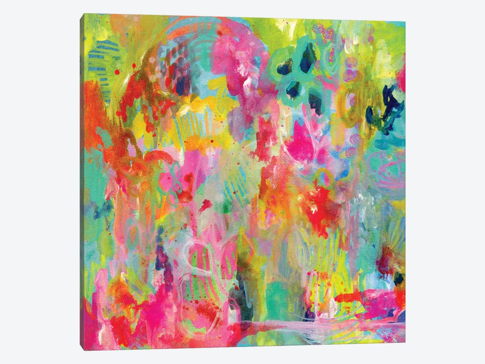 Hot Mess by Stephanie Corfee 1-piece Canvas Artwork