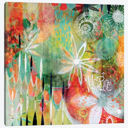 Inspire Canvas Print #STC39} by Stephanie Corfee Canvas Print