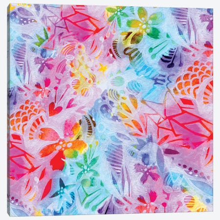 Magic Canvas Print #STC45} by Stephanie Corfee Art Print
