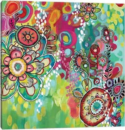 Miss Ariel Canvas Art Print