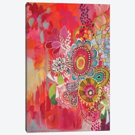 Miss Libby Canvas Print #STC48} by Stephanie Corfee Canvas Art