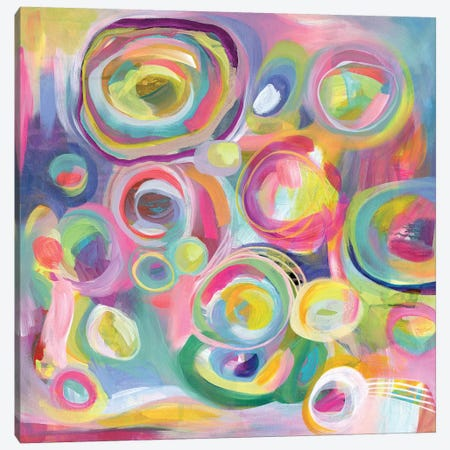 Better Together Canvas Print #STC4} by Stephanie Corfee Canvas Artwork