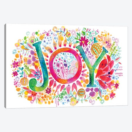 Oh Joy 3-Piece Canvas #STC52} by Stephanie Corfee Canvas Print