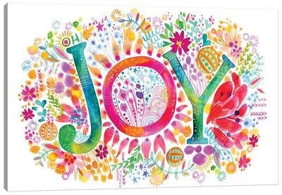 Oh Joy Canvas Art Print