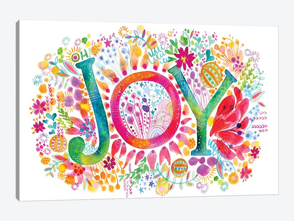 Oh Joy by Stephanie Corfee 1-piece Canvas Print