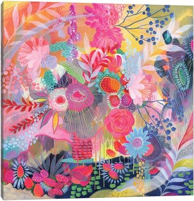 Overflowing Canvas Art Print