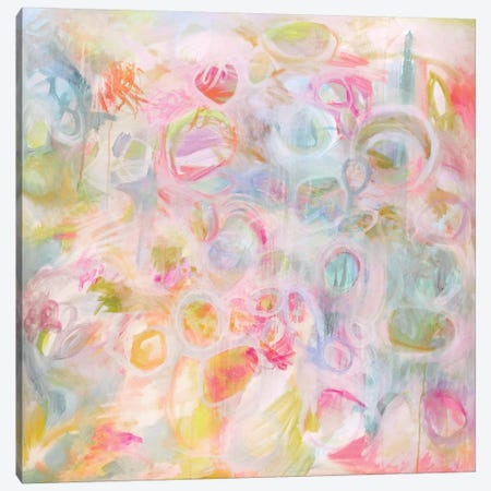 Pull The Thread Canvas Print #STC60} by Stephanie Corfee Canvas Artwork