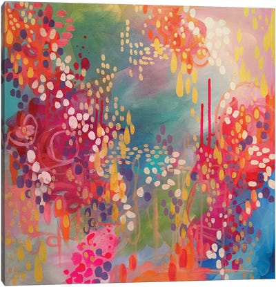 Razzle Dazzle Canvas Art Print