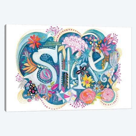 Shine Canvas Print #STC63} by Stephanie Corfee Canvas Artwork