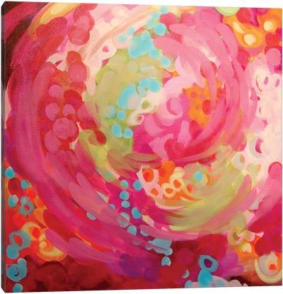 Simona Canvas Art Print