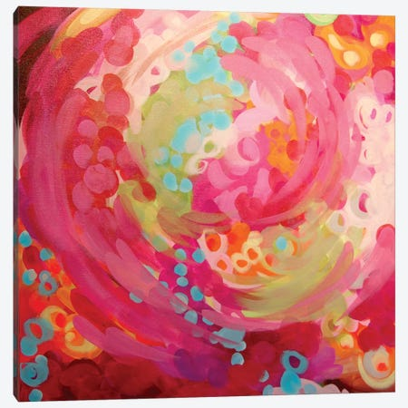 Simona Canvas Print #STC64} by Stephanie Corfee Art Print