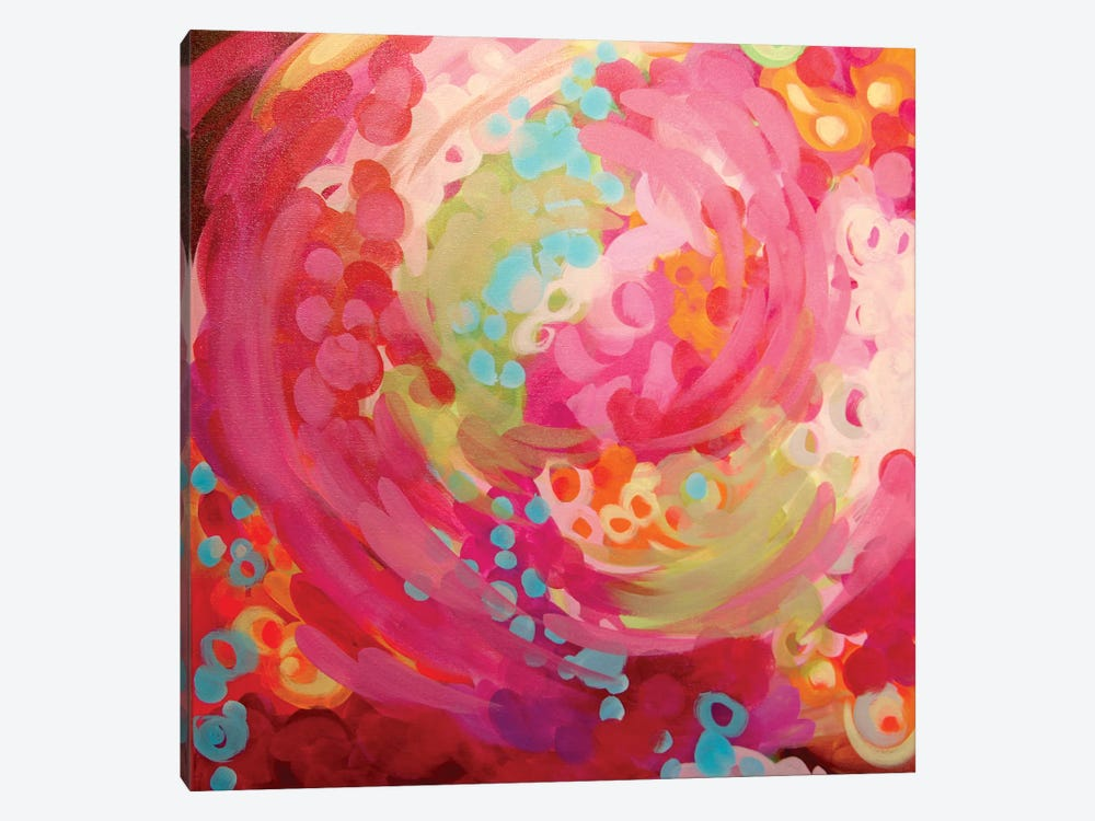 Simona by Stephanie Corfee 1-piece Canvas Wall Art
