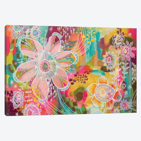Swoon Canvas Print #STC73} by Stephanie Corfee Art Print