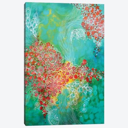 Whisper Canvas Print #STC81} by Stephanie Corfee Canvas Artwork