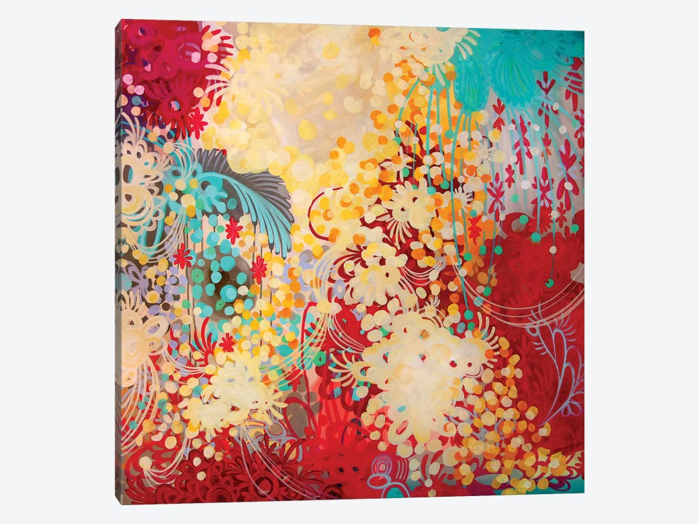 Young Bohemian by Stephanie Corfee 1-piece Canvas Artwork