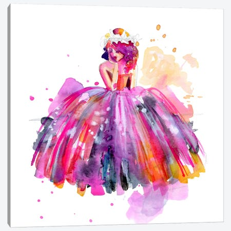 After The Ball Canvas Print #STC83} by Stephanie Corfee Canvas Art