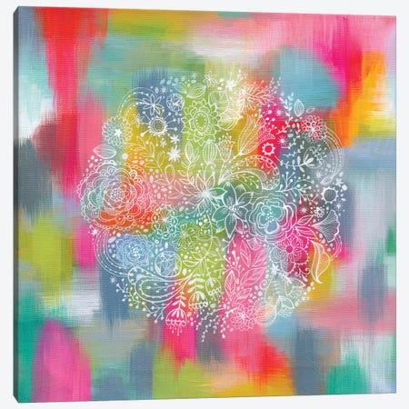 Botanical Ball Canvas Print #STC9} by Stephanie Corfee Canvas Art Print
