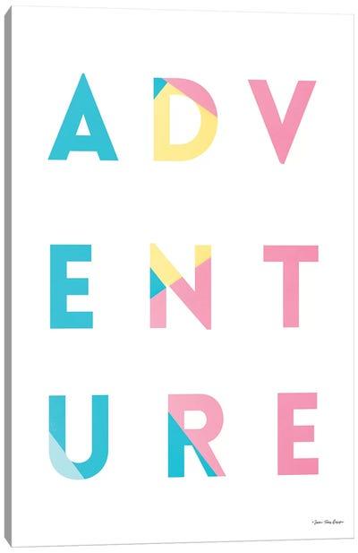 Adventure In Colors Canvas Art Print