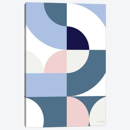 Scandinavian Geometry Canvas Print #STD155} by Seven Trees Design Canvas Wall Art