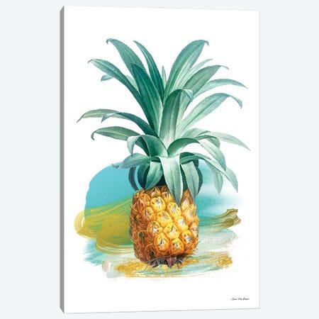 Pineapple II Canvas Print #STD168} by Seven Trees Design Canvas Art