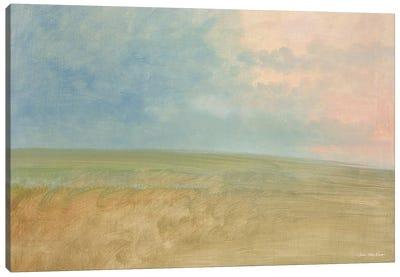 Peaceful Field Canvas Art Print