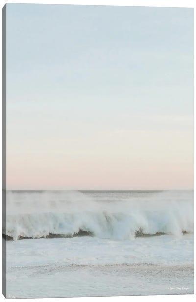 The Waves I Canvas Art Print