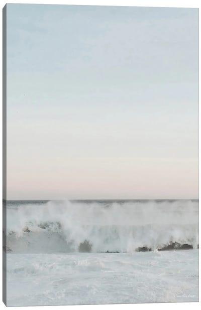 The Waves II Canvas Art Print
