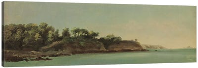 Vintage Landscape Canvas Art Print
