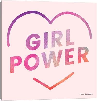 Girl Power III Canvas Art Print