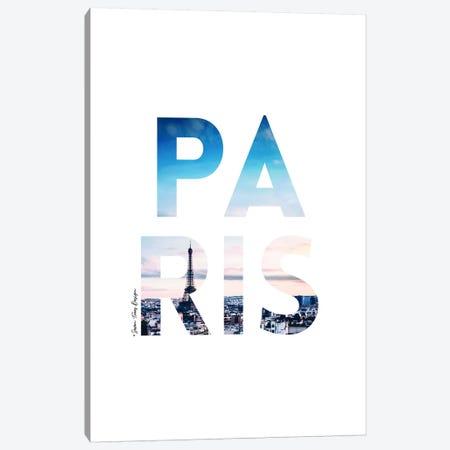 Paris Canvas Print #STD42} by Seven Trees Design Canvas Art Print