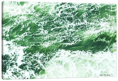 Salt and Waves Canvas Art Print