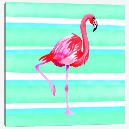The Tropical Life XII Canvas Print #STD67} by Seven Trees Design Canvas Art