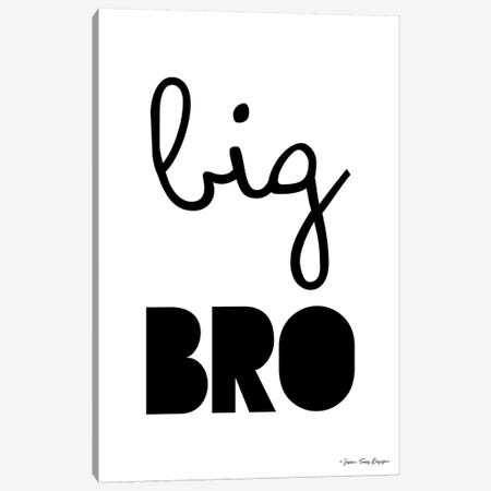 Big Bro 3-Piece Canvas #STD6} by Seven Trees Design Canvas Art Print